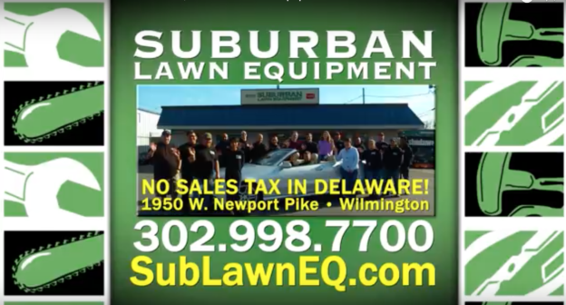 10 Reasons to Buy Outdoor Power Equipment From Suburban