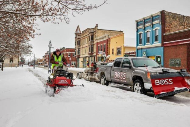 Safety Tips When Using Snow Throwers