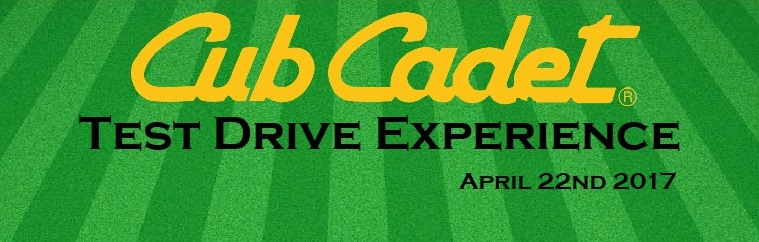 Cub Cadet Test Drive Experience with Suburban Lawn Equipment