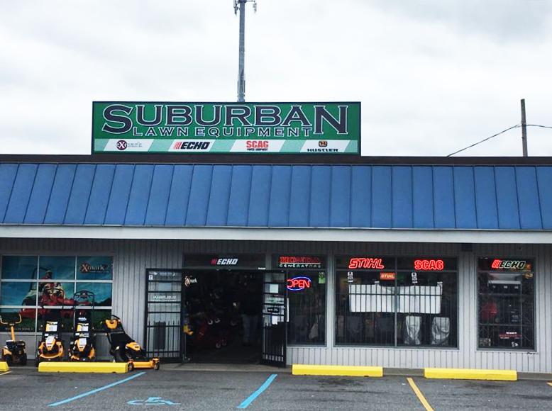 Suburban Lawn Equipment Delaware