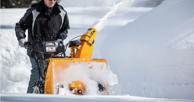 How To Choose The Right Snow Thrower For The Job