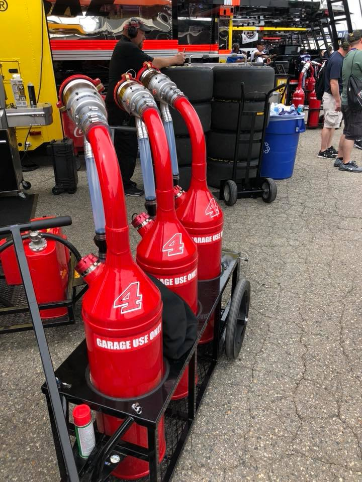 Honda Nascar Race