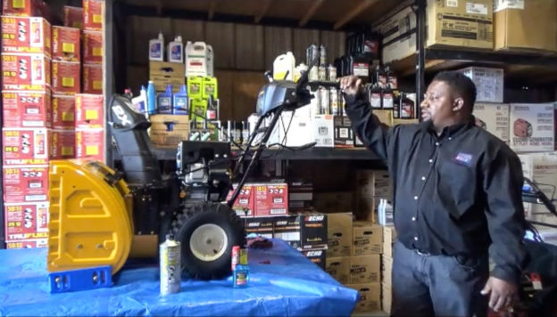 Snow Thrower Maintenance Tips and Tricks
