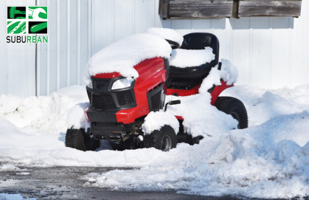 Lawn Mower Winter Maintenance Tips