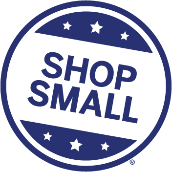shop small Saturday November 28,2015