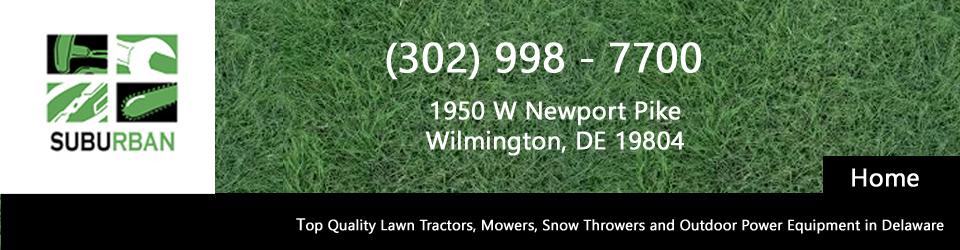 Suburban Lawn Equipment