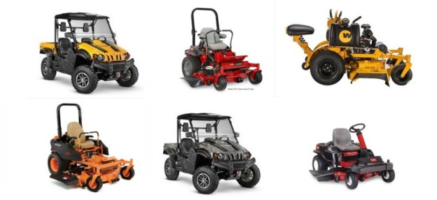 All About Zero Turn Mowers
