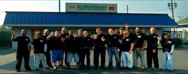 Suburban Lawn Equipment team
