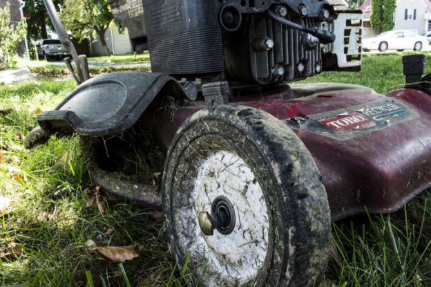 lawn Mower Tune Up Delaware