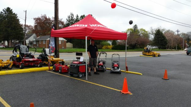 Test drive experience with Suburban Lawn Equipment Delaware
