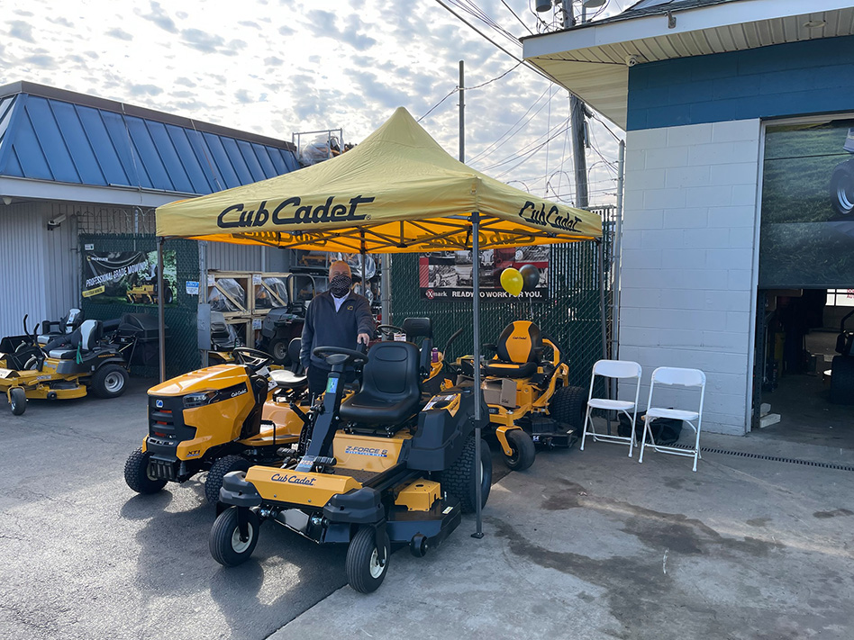 Cub Cadet Open House in Delaware