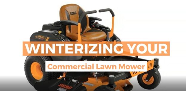 Winterizing Your Commercial Lawn Mower